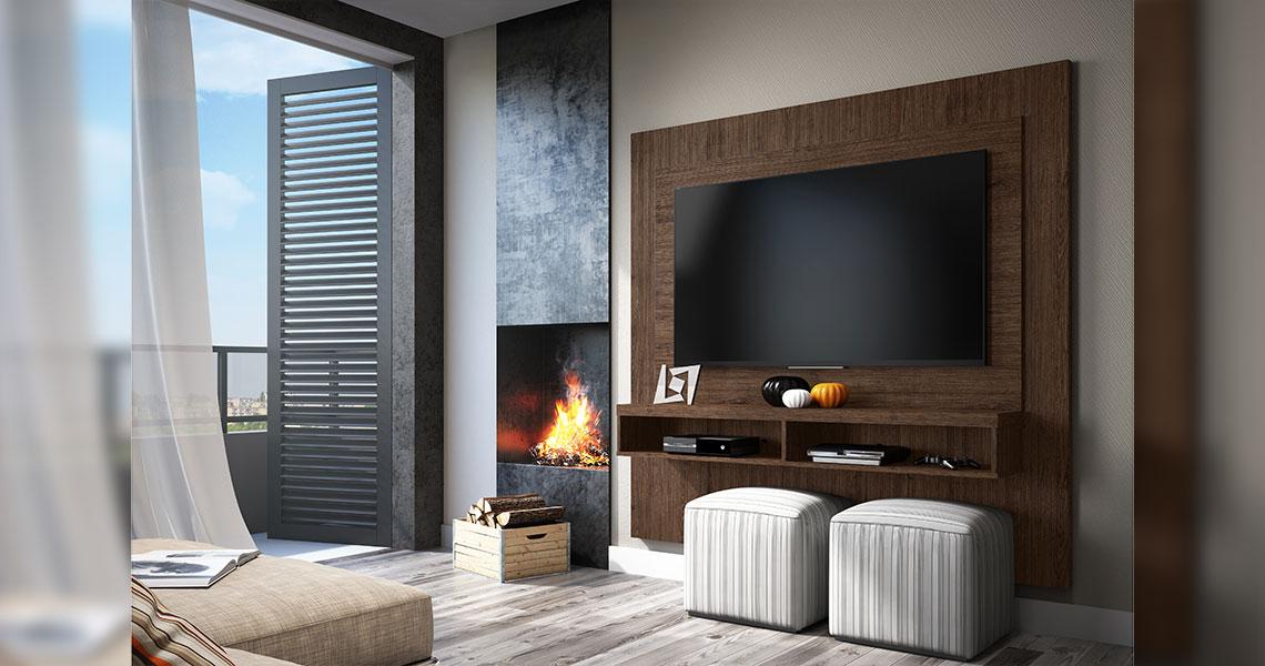 Painel para TVs de até 55″ Milão