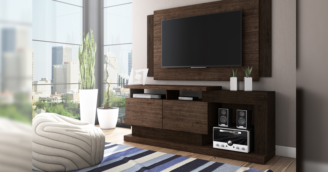 mesa para tv hasta u fusion smart