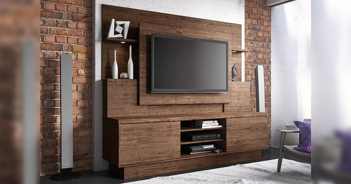 "Home for TV until 55"" Aron – Linea Brasil"