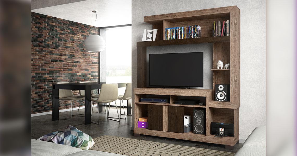 Estante para TVs de até 42″ Liz