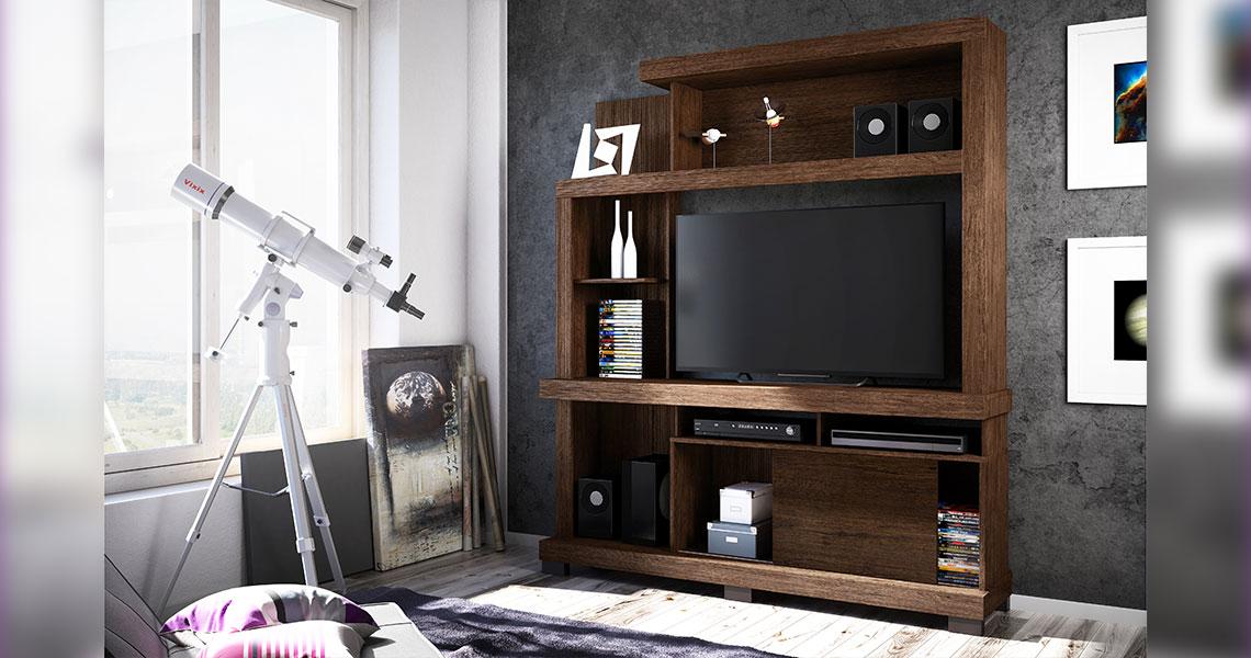 Estante para TVs de até 47″ Viena