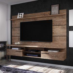 Panel para TVs hasta 65″ Amsterdam – Linea Brasil