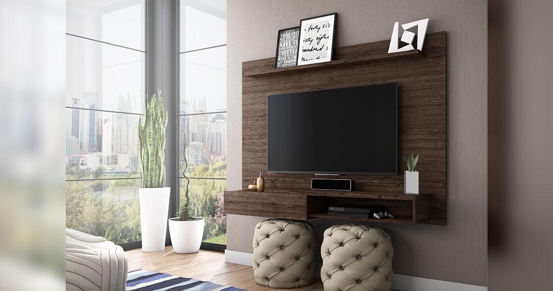 Panel for TVs until 55″ Lisboa – Linea Brasil