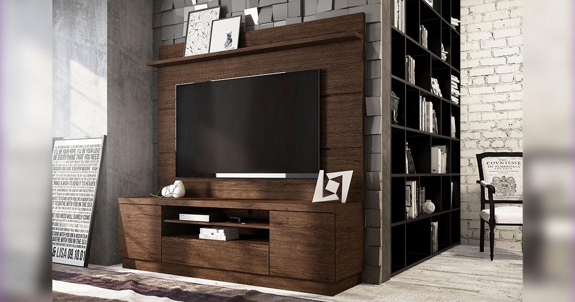 Rack para TVs de até 60″ Londres