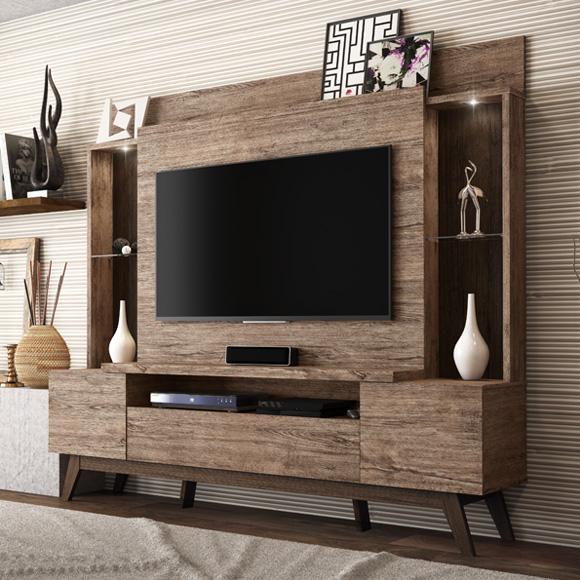 Home para TVs hasta 55″ Taurus – Linea Brasil