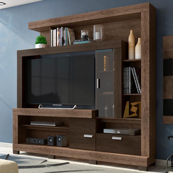 Estante para TVs de até 55″ Grand Acácia