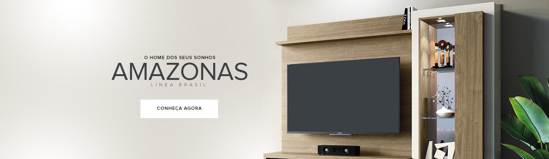 home para TV Amazonas  Lançamento