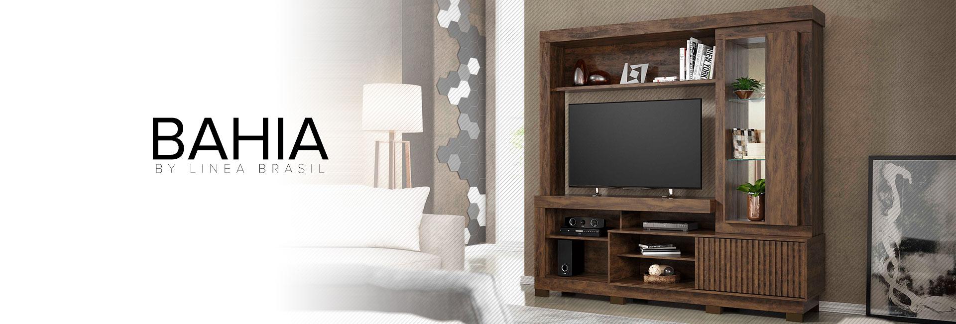 Estante para TV Bahia