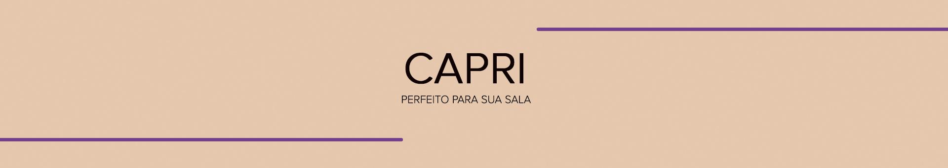 Painel para TV Capri