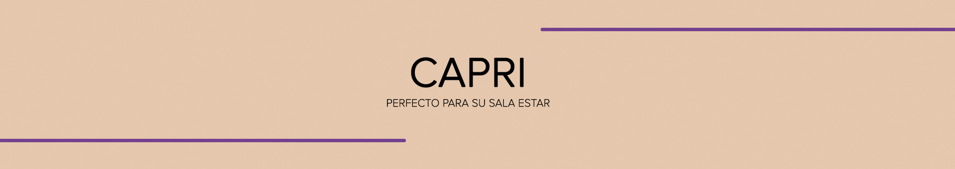Panel Capri