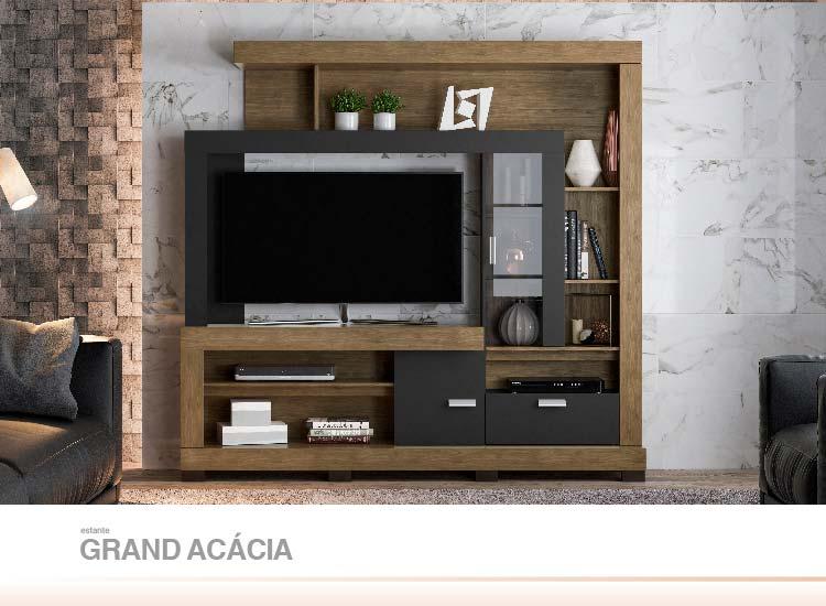 Estante para TV Grand Acácia