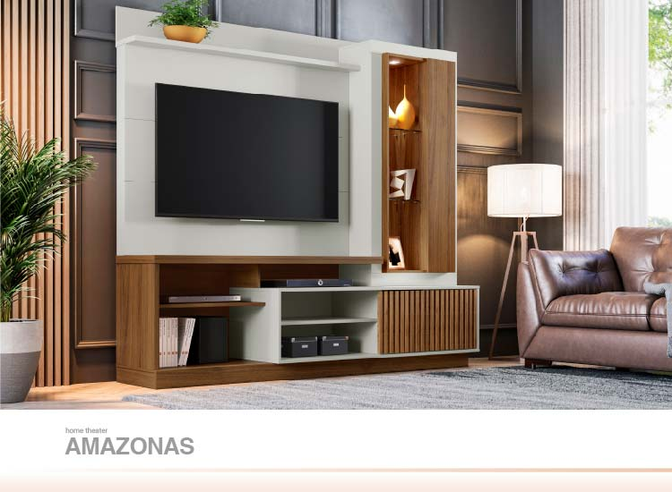Amazonas Entertainment Center