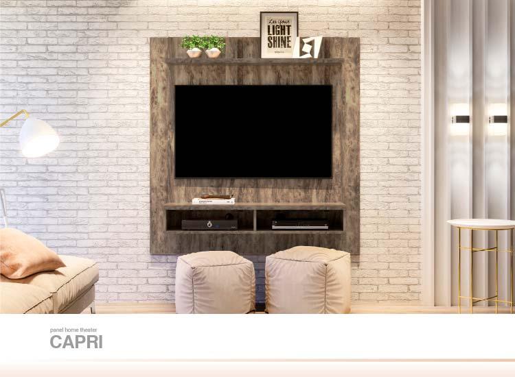 Capri TV Panel