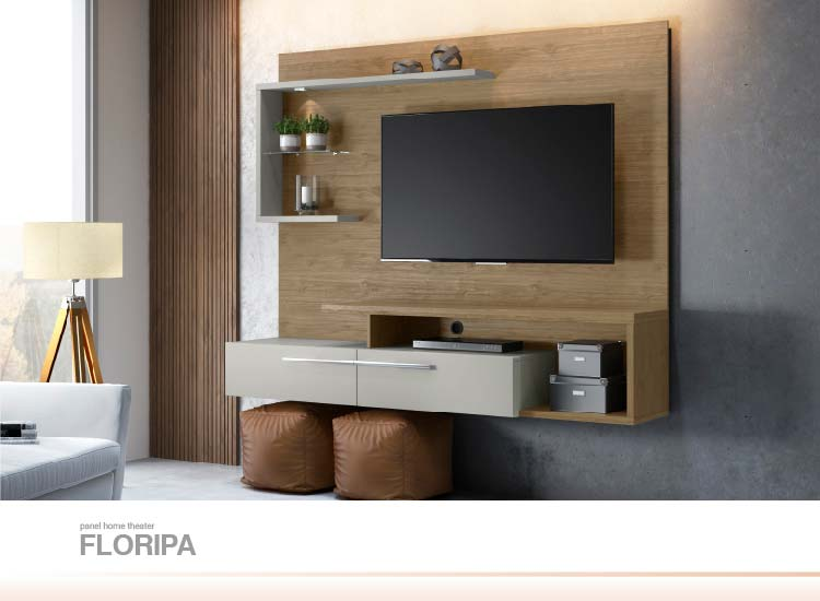 Floripa TV Panel