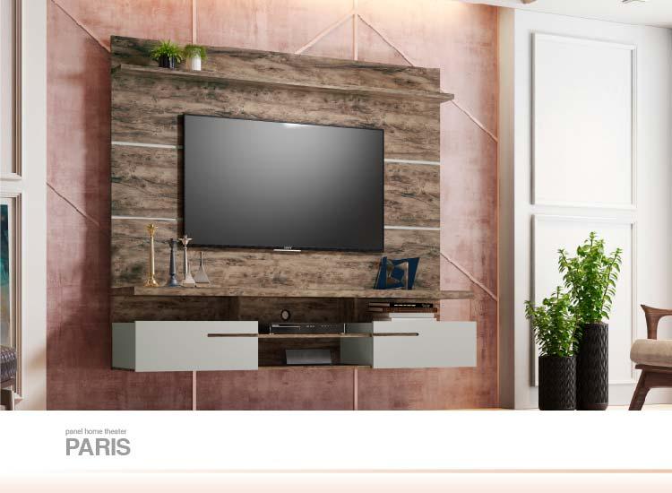 Paris TV Panel