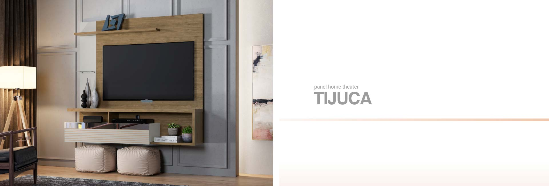 Tijuca TV Panel