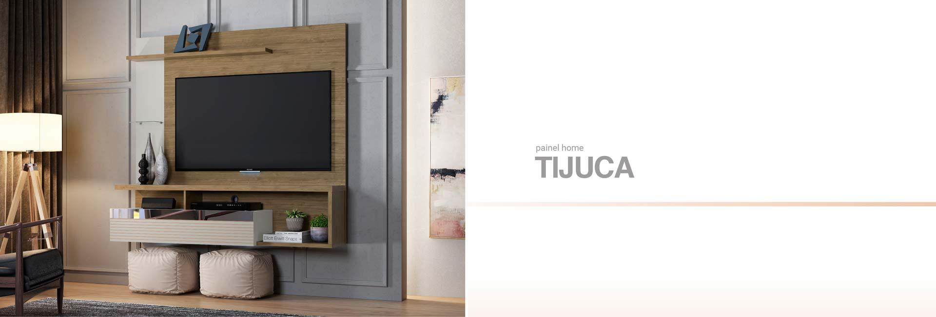 Painel para TV  Tijuca