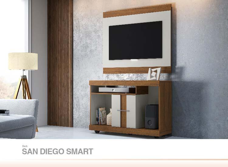 Set Rack and Panel San Diego Smart