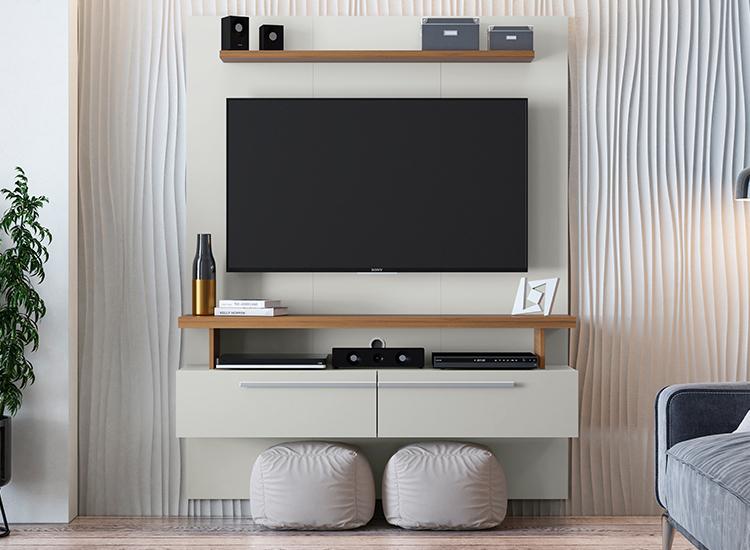 Painel para TV  Caju