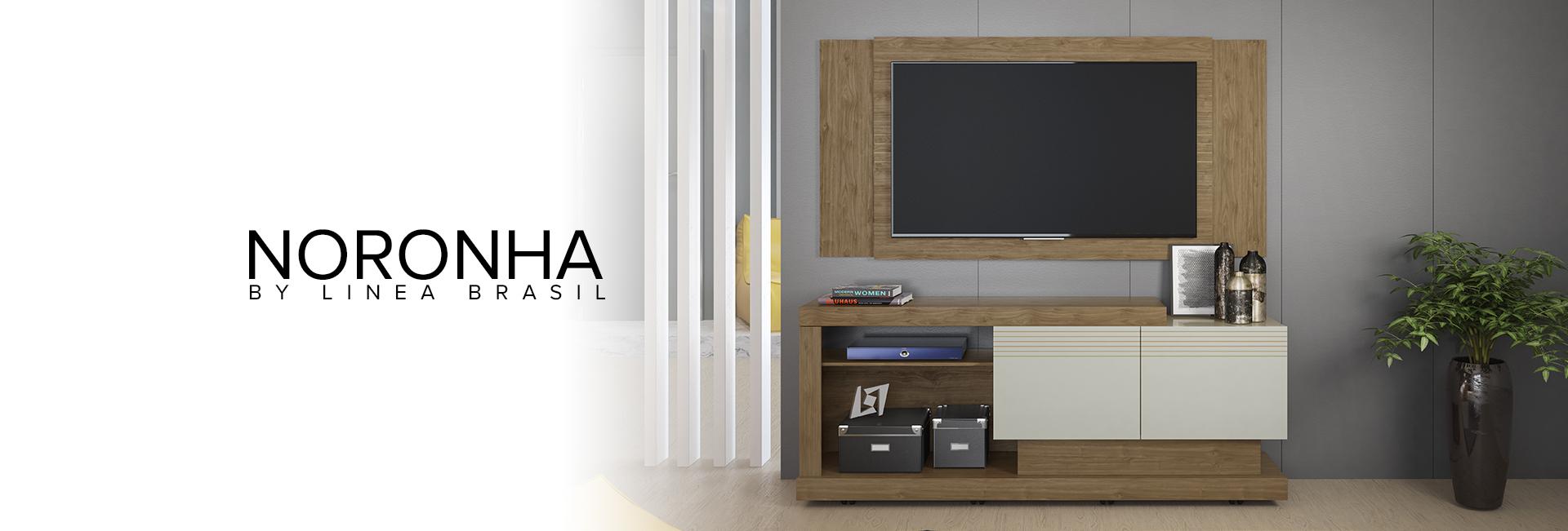 Rack para TV Noronha