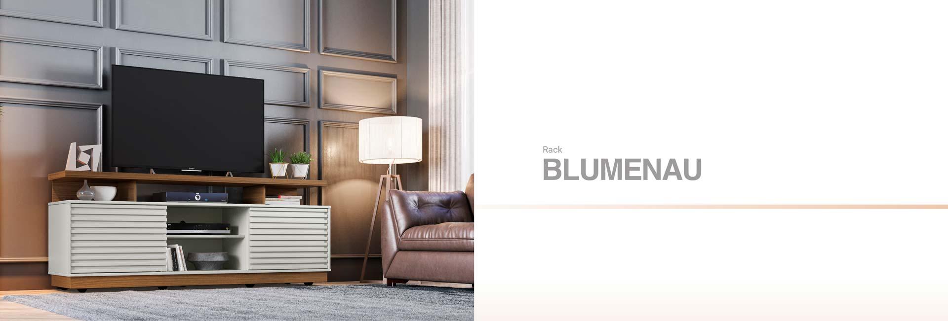 Rack para TV Blumenau