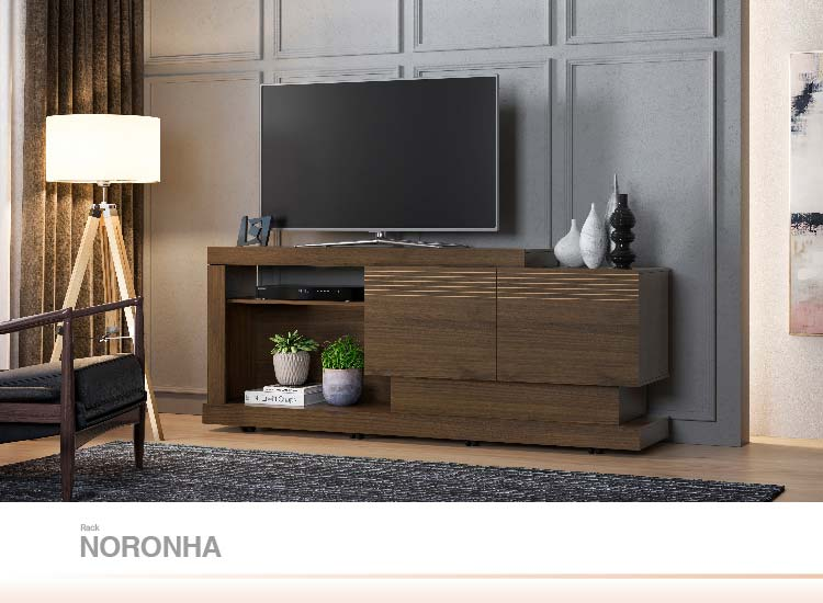 Noronha TV Rack