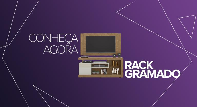 Lançamento Rack Gramado