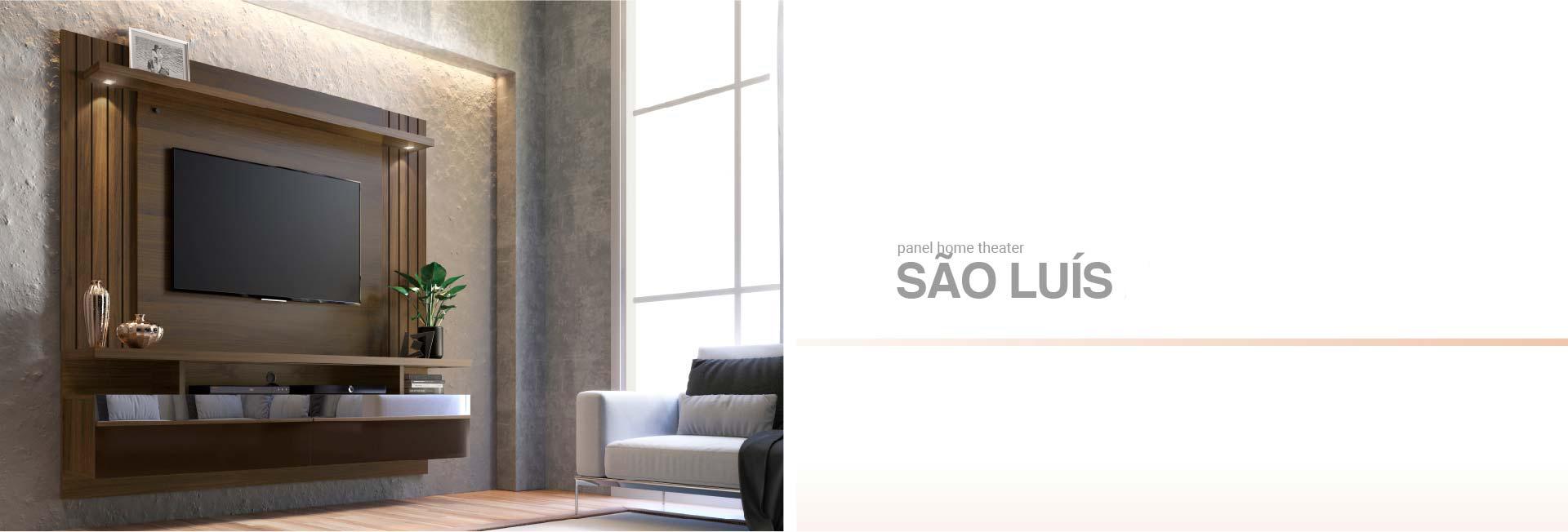 São Luís TV Panel