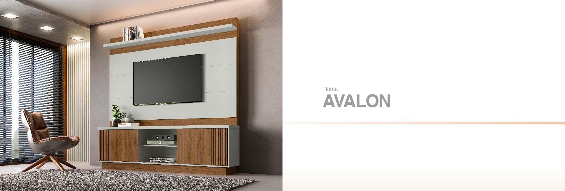 Home para TV Avalon