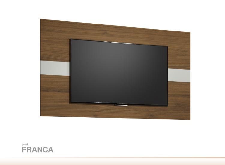 Painel para TV Franca