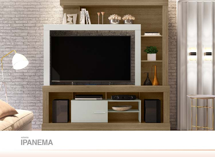 Ipanema Entertainment Center