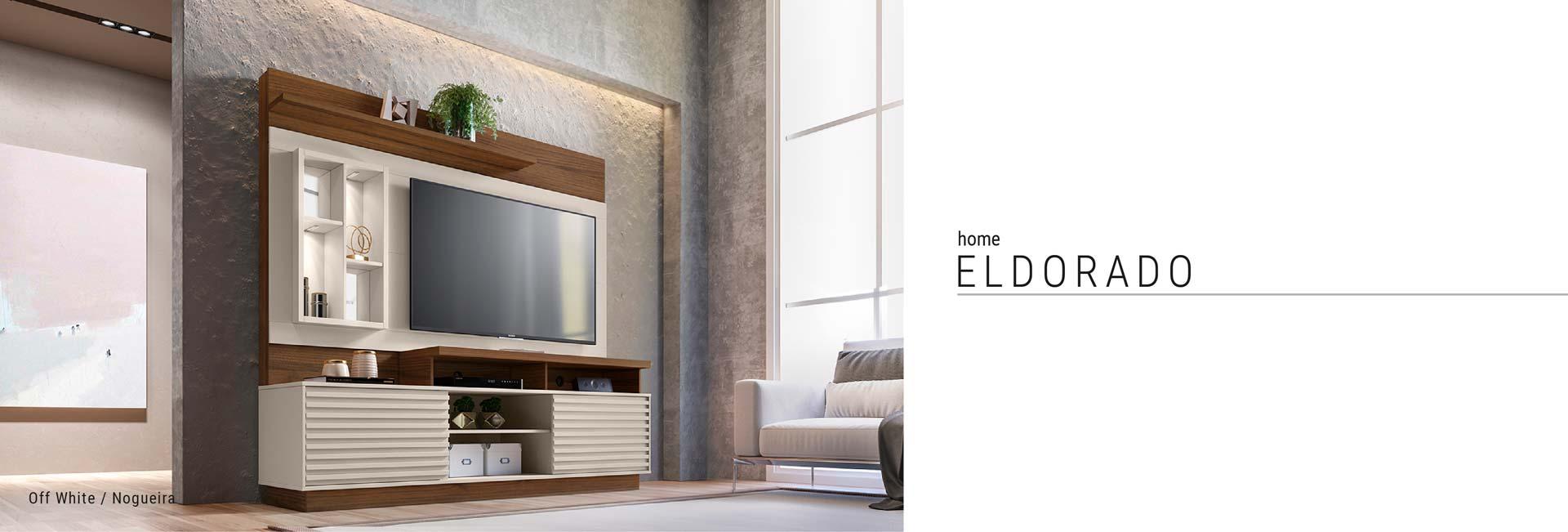 Home para TV Eldorado