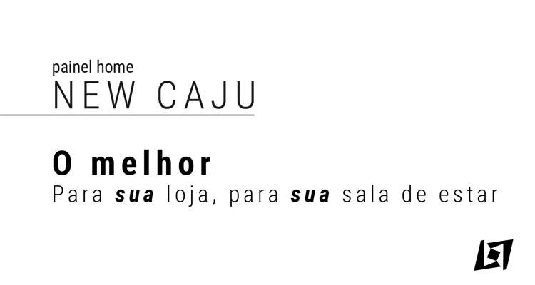 Painel para TV New Caju