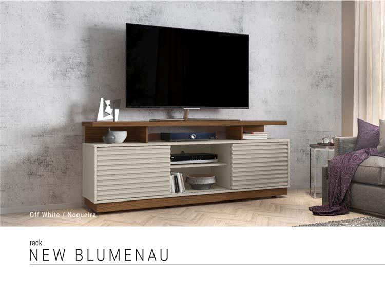 Rack para TV New Blumenau