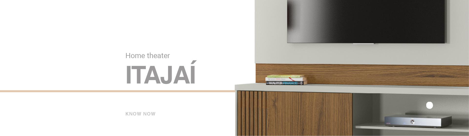 Lançamento Home Itajaí