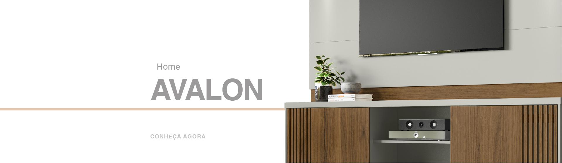Lançamento Home Avalon
