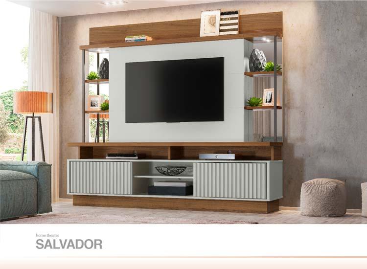 Home para TV Salvador