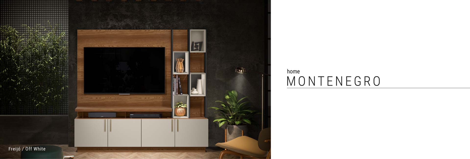 Home para TV Montenegro