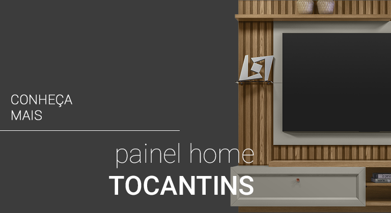 Painel Home Tocantins
